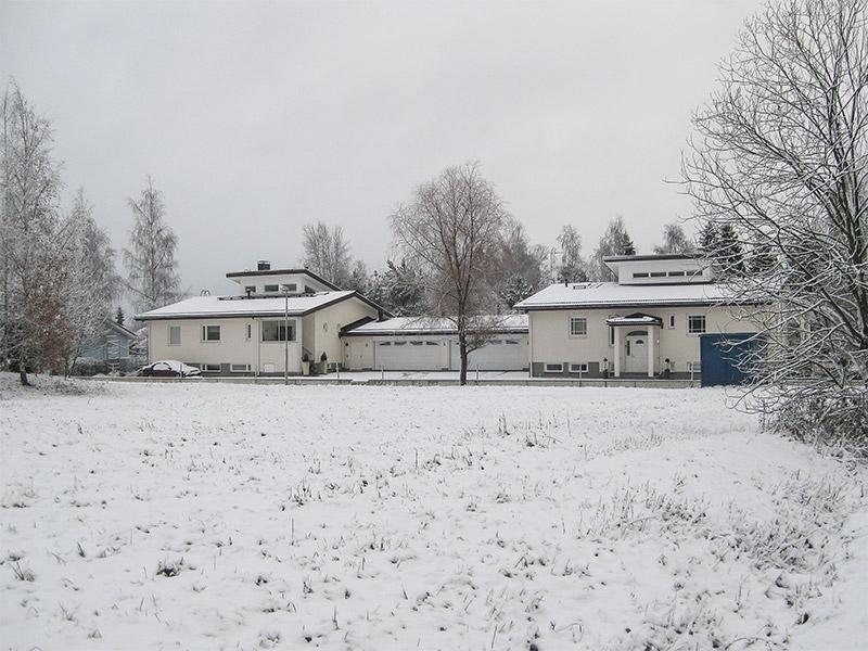Paritalo, Helsinki